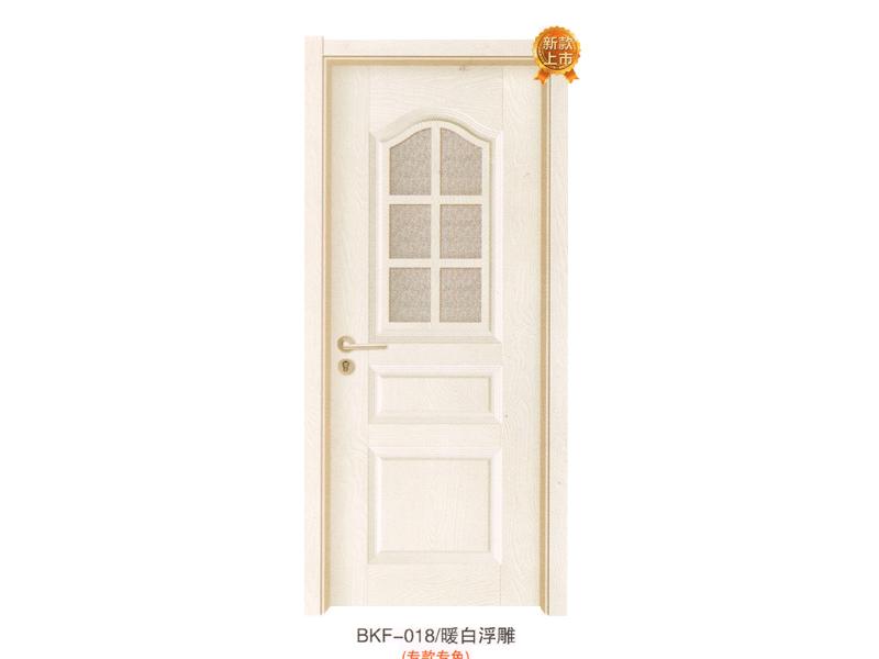 BKF-018暖白浮雕