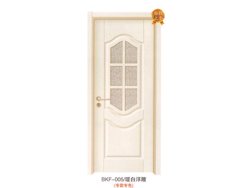 BKF-005暖白浮雕