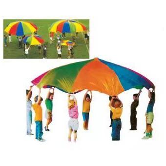 邱县幼儿园彩虹伞