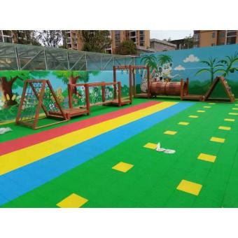 涞源幼儿园悬浮地板
