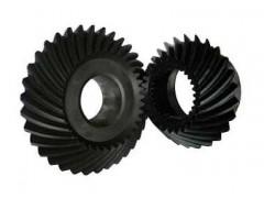 钻机螺旋齿轮
