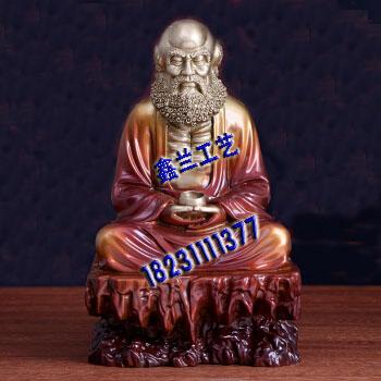 达摩老祖铜雕铜佛像禅宗祖师达摩祖师大型达摩祖师铜佛像