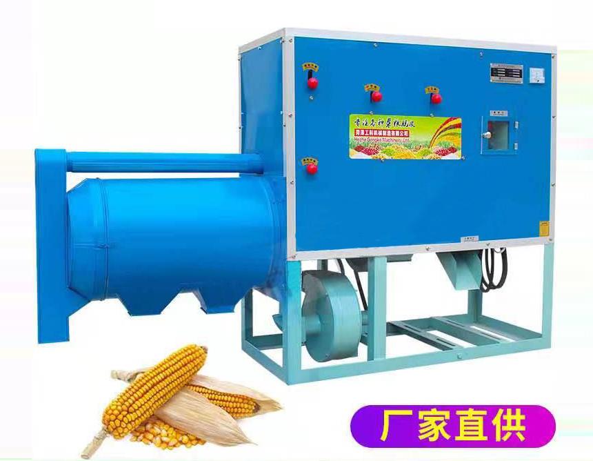 玉米脫皮制糝機