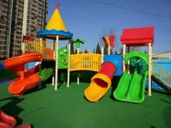 灵寿幼儿园大型组合滑梯