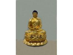 """铸铜佛像佛教中的""""铜雕佛像三世佛"""",你知道是谁吗?"""