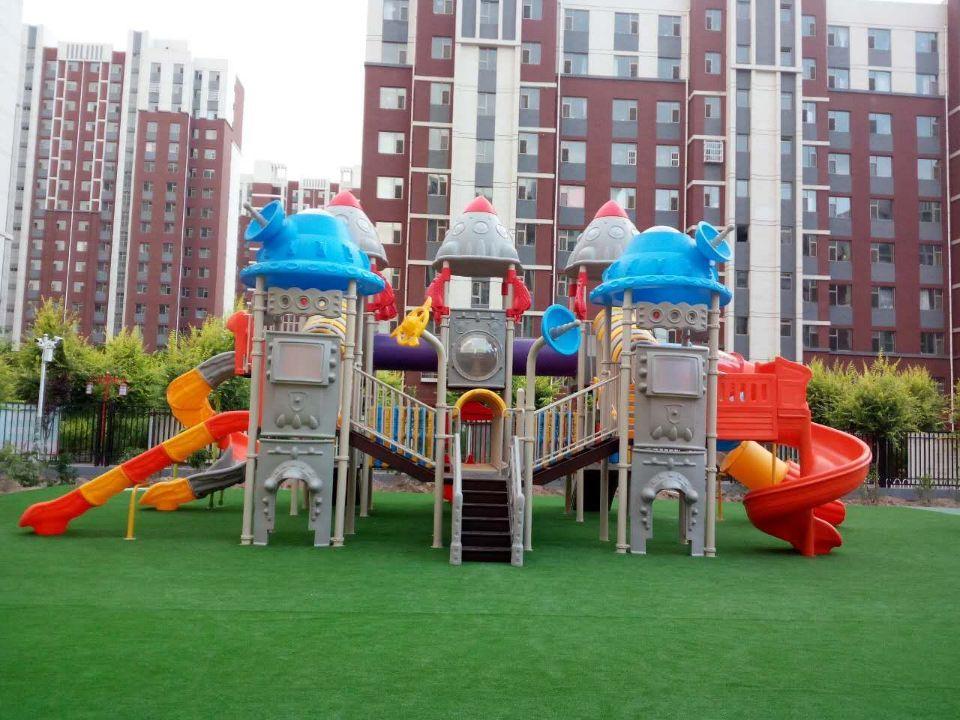 磁县幼儿园大型组合滑梯
