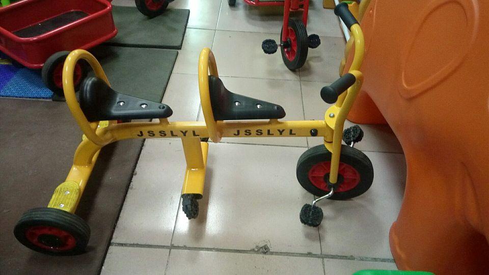 永年幼儿园幼儿脚踏车