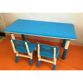乐亭幼儿园塑料桌椅