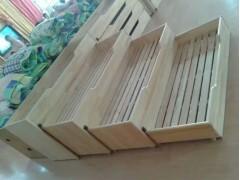 承德幼儿园幼儿木床
