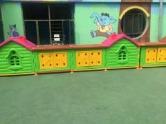 廊坊市幼儿园户外玩具整理柜