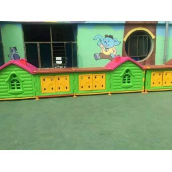 永年幼儿园户外玩具整理柜