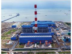 越南沿海火力发电厂