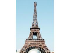北京世界公园仿巴黎埃菲尔铁塔