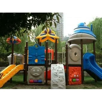 赵县幼儿园大型组合滑梯