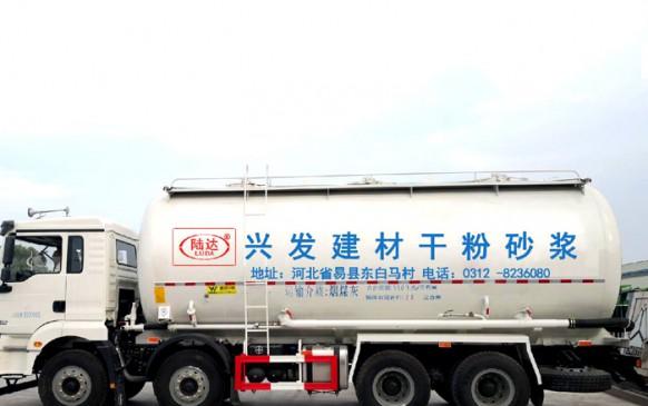 灌装砂浆车(工程专用)