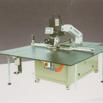 TC162系列 伸臂旋转式独立驱动花样机