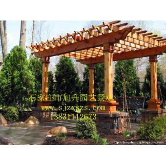 防腐木|炭化木|南方松