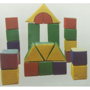 井陉幼儿园软体积木