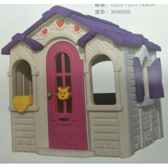 平山幼儿园娃娃家