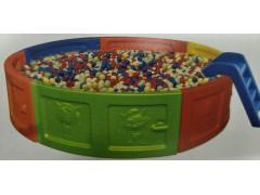 深泽幼儿园幼儿球池