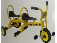 宁晋幼儿园幼儿双人脚踏车
