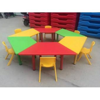 元氏幼儿园异形桌