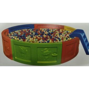 新乐幼儿园幼儿球池
