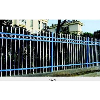 大名铁艺围墙锌合金围墙供应商