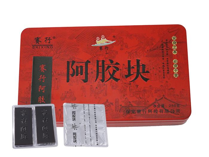 250克铁盒阿胶