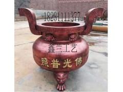 铜雕佛像的制造和传承铸铜香炉铸铜佛像的制造简单理解