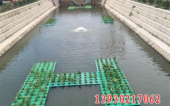 天津静海前进渠污水改造